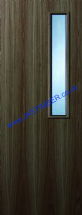 Walnut-7G-Fire-Door
