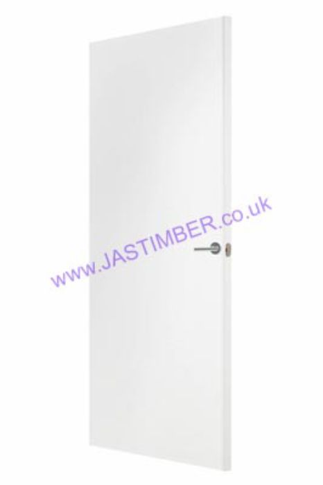 White Primed FD30 Fire Door - Premdor
