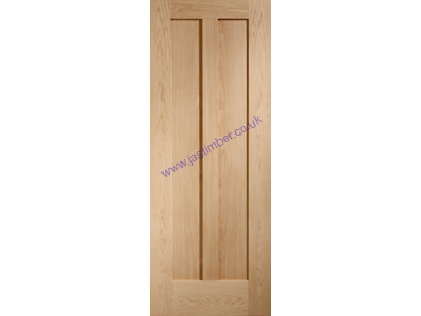Novara Oak FD30 Fire Door - XL