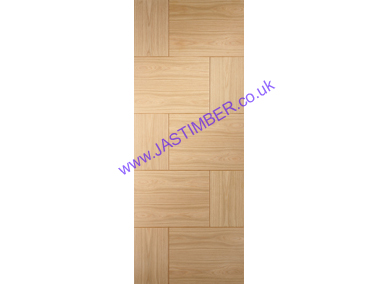Ravenna Oak Fire Door