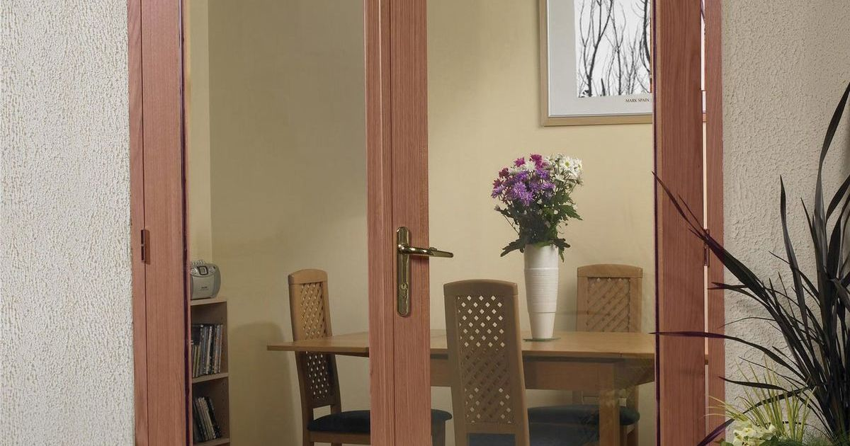 Enjoy the summer sunshine with la porte doors from jas timber for Porte french
