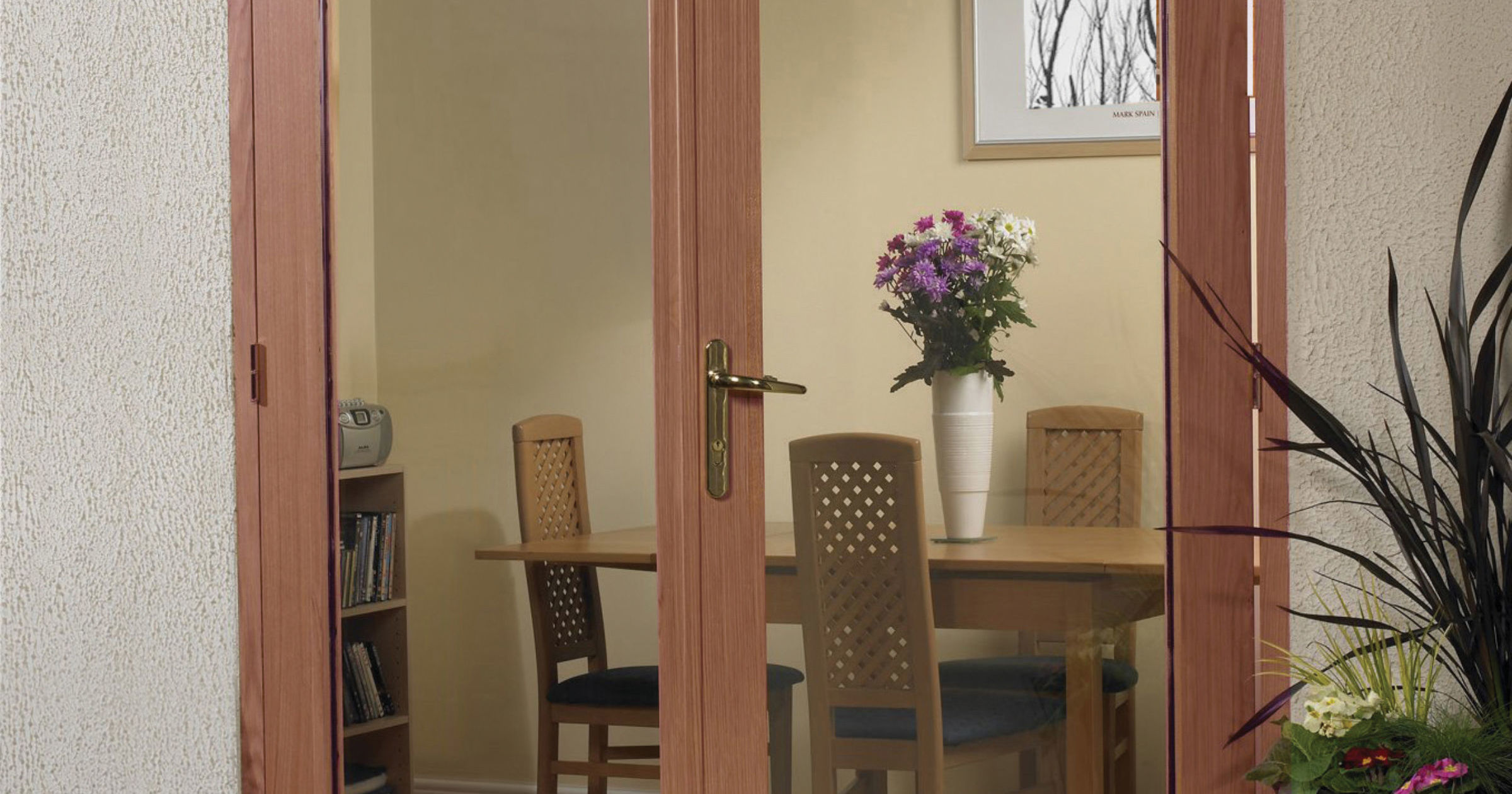 Xl la porte hardwood french doors jas timber merchants for Porte french