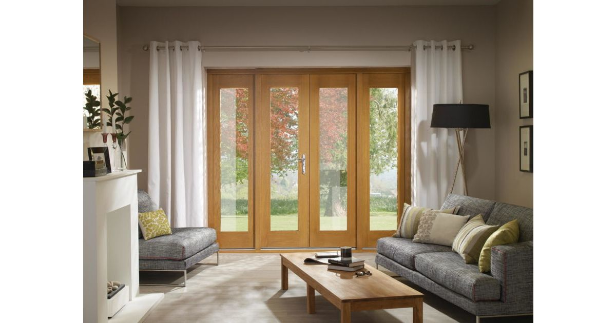 How to enjoy the autumn sunlight for 1200 french doors