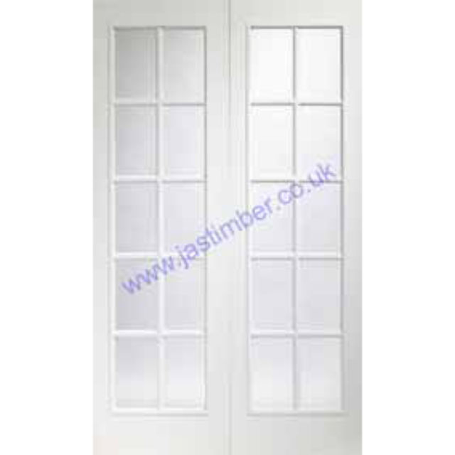 XL French Doors