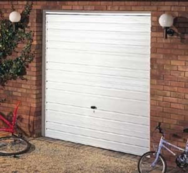 GARAGE DOOR - MERLIN (Canopy Operation)  Henderson