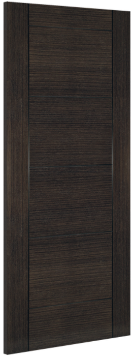 Deanta Montreal Dark Grey Ash Solid-Core Int. Door