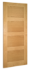 Deanta Coventry Oak Door