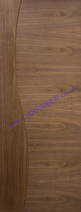 Deanta Cadiz Walnut Door