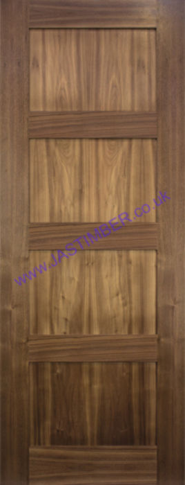 Deanta Coventry Walnut Door
