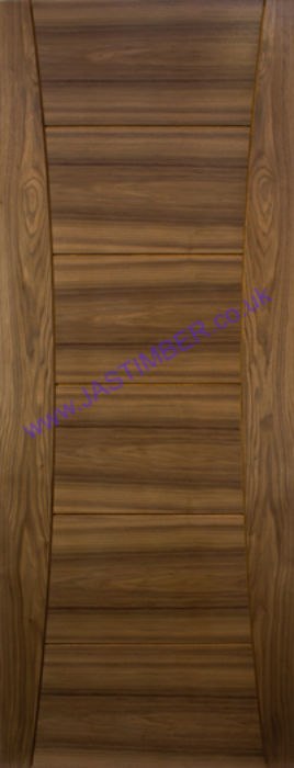 Deanta Pamplona Walnut Door