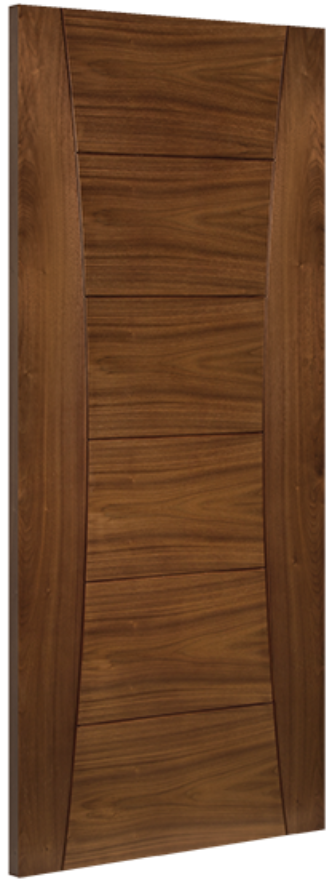 Pamplona Flush Walnut Internal Door
