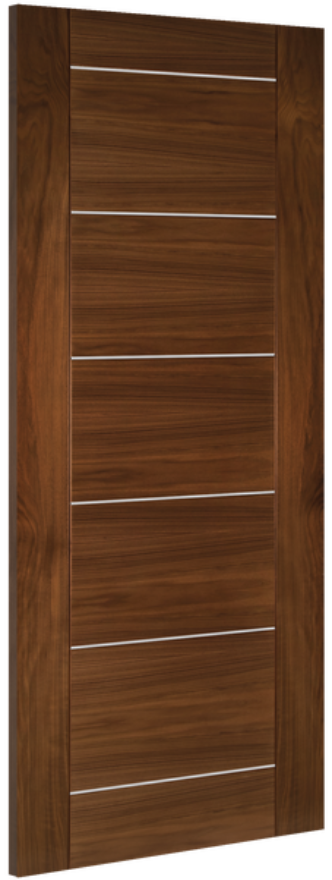 Deanta Valencia Walnut Door