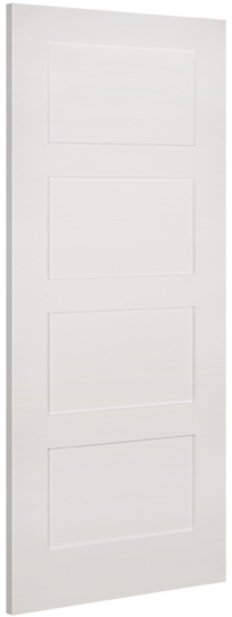 Coventry 4-Panel White Primed Door