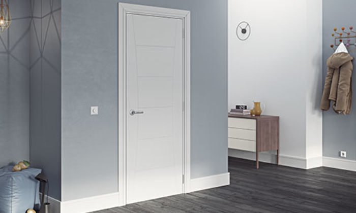 Deanta White Primed Doors at JAS