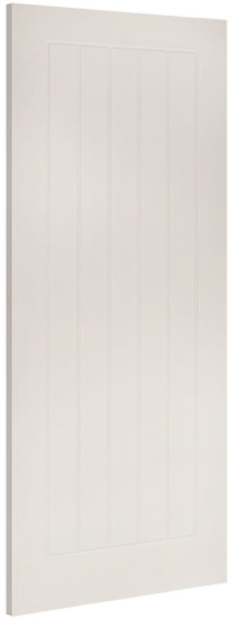 Ely White Primed Door