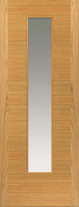 Ostria Glazed Oak Internal Door - JBK