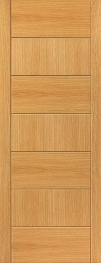 Sirocco Oak Internal Door