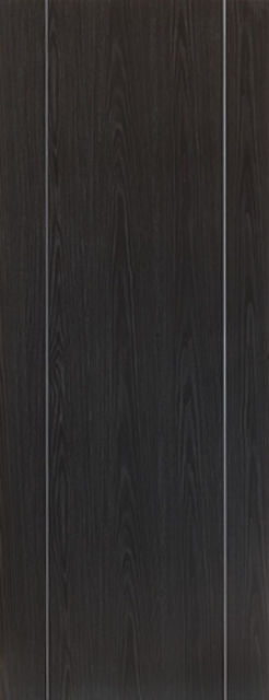 Argento Fire Door: FD30 Flush Ash Grey 44mm Internal Pre-Finished Fire Door - JB Kind Painted Finish Fire Doors