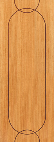 Agua Oak Internal Door