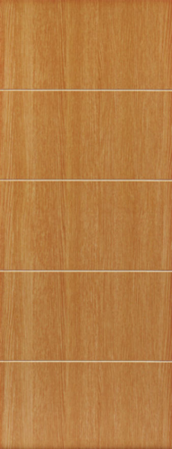Tate Flush Oak Internal Door