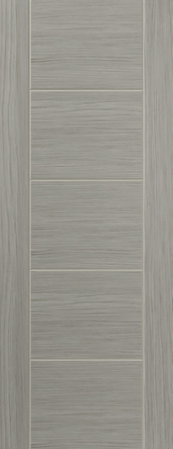 Lava Grey Laminate Internal Door