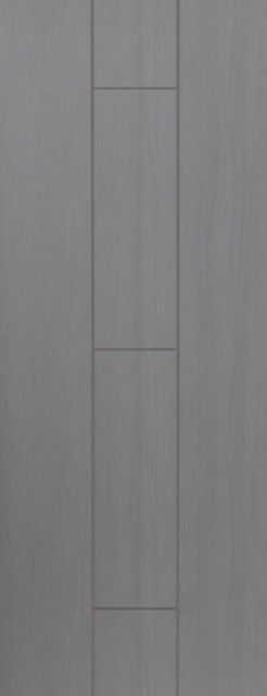Ardosia Fire Door: FD30 Flush Slate Grey 44mm Internal Door - JB Kind Painted Finish Fire Doors