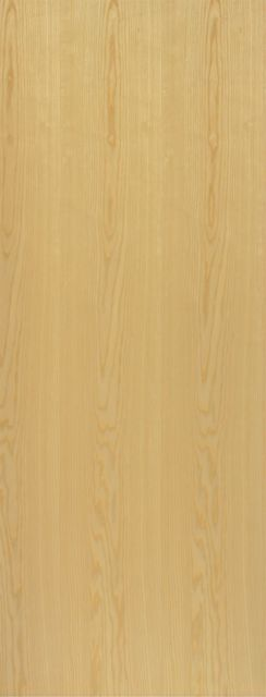 Ash Veneer Fire Door: FD30 Real-Ash Flush 44mm Internal Firecheck - JB Kind Fire Doors