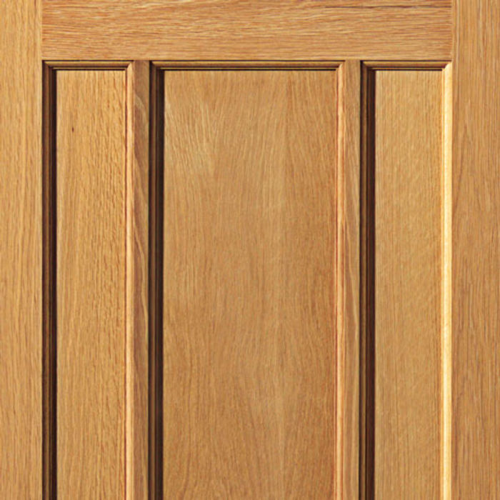JBK Eden Oak Internal Door panels