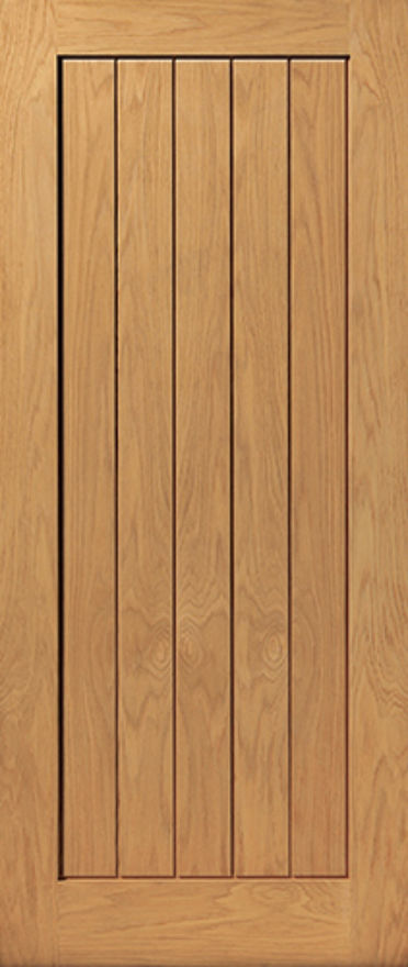 Thames Mark II Oak Internal Door