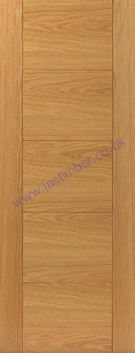 JBK Tigris V-Groove 35mm Oak Door