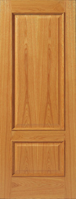 12M Door: 2-Panel *Pre-Finished Oak* +RM+ 35mm Internal Door - JB Kind Oak Classic Doors