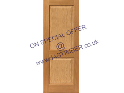 Charnwood Oak Door - JB Kind Simply Oak Doors