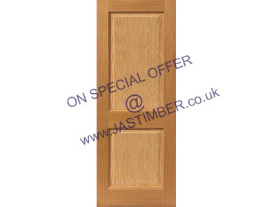 Charnwood Oak FD30 Fire Door