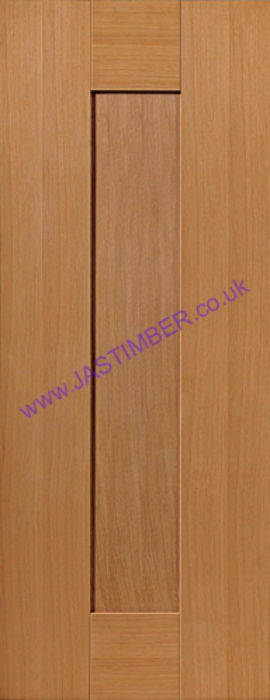 Axis Oak Internal Door