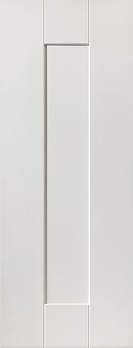 Axis White Primed Internal Door - JB Kind Doors