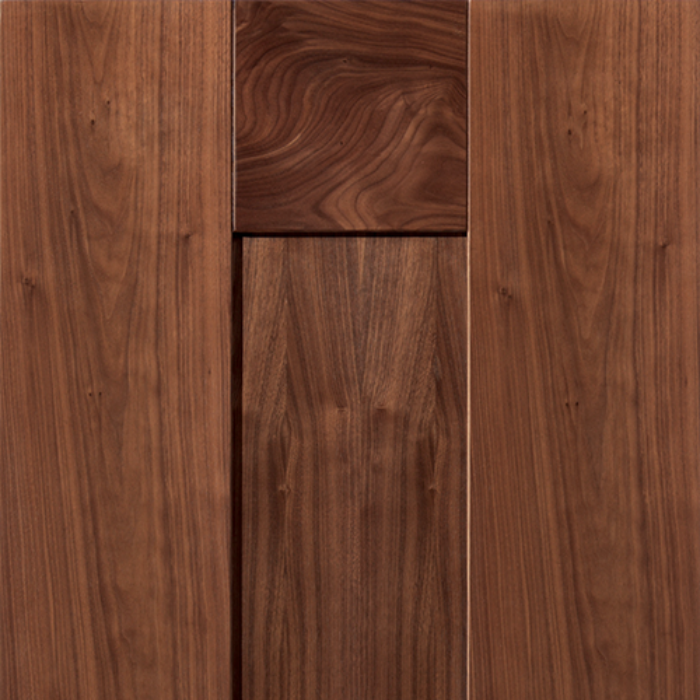 JBK Symmetry Axis Walnut Door panel - news