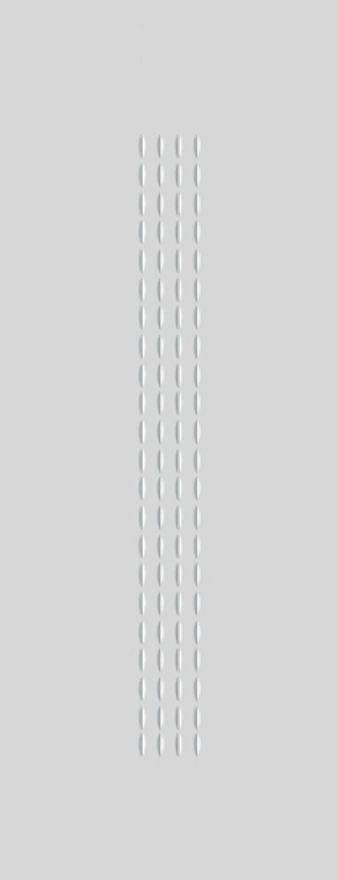 JBK Criterion Pattern-groove White-Primed Int. Door