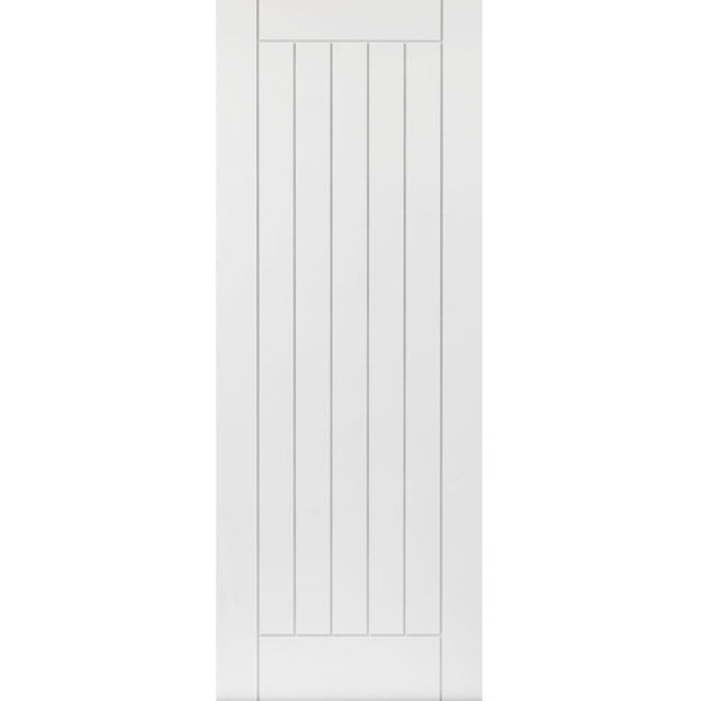 SAVOY DOOR: White Primed 35mm Internal Door - JB Kind Limelight Doors