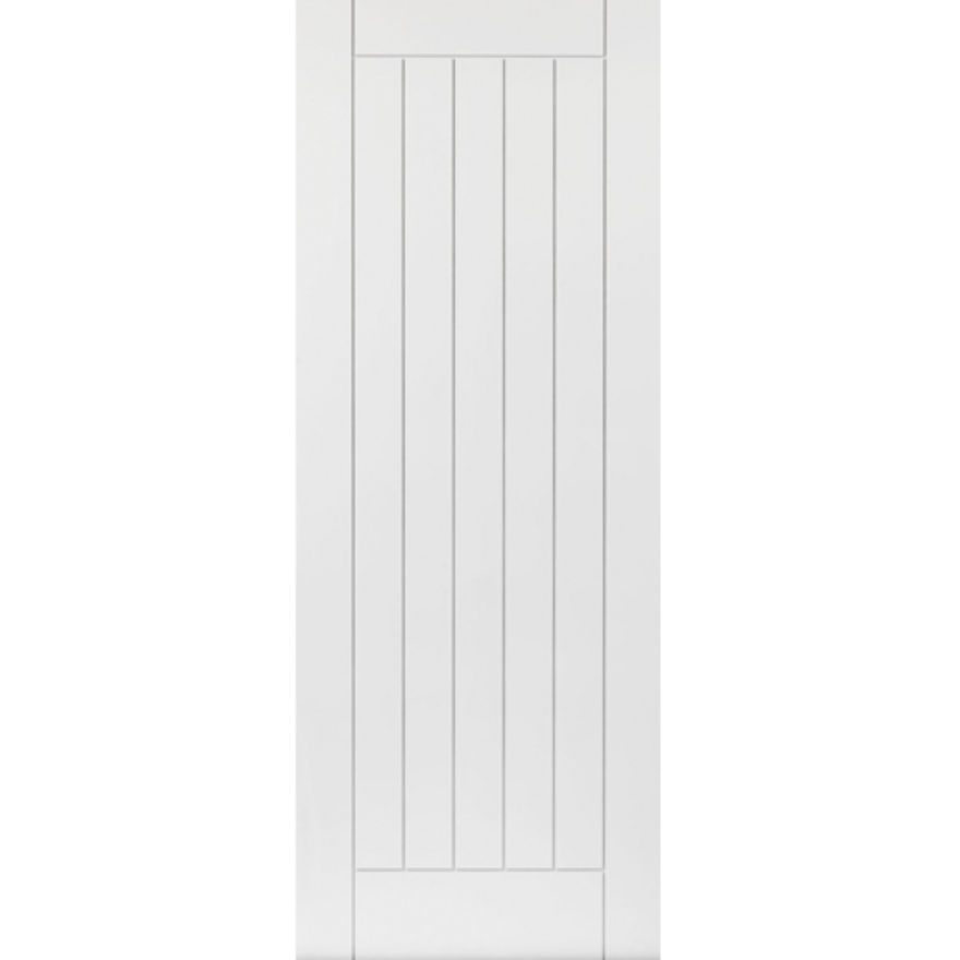 Savoy White Primed Internal Door