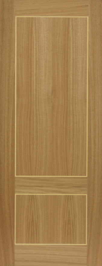 Lucina Oak Internal Door
