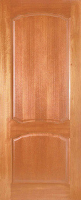 Louis CLEARANCE Door: 2-Panel [Hardwood] 35mm Internal Doors - JA Doors