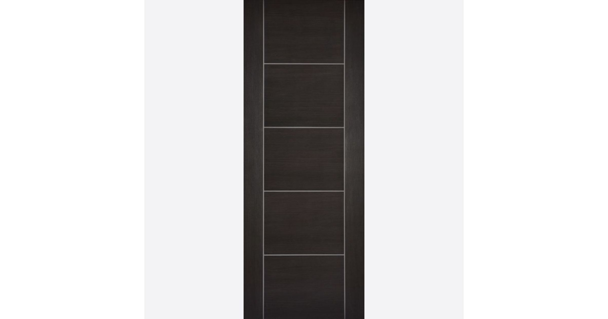 Vancouver Door Flush *Pre-Finished Dark-Grey Laminate* 35mm Internal - LPD Laminate Doors & Vancouver Door: Flush *Pre-Finished Dark-Grey Laminate* 35mm Internal - LPD Laminate Doors