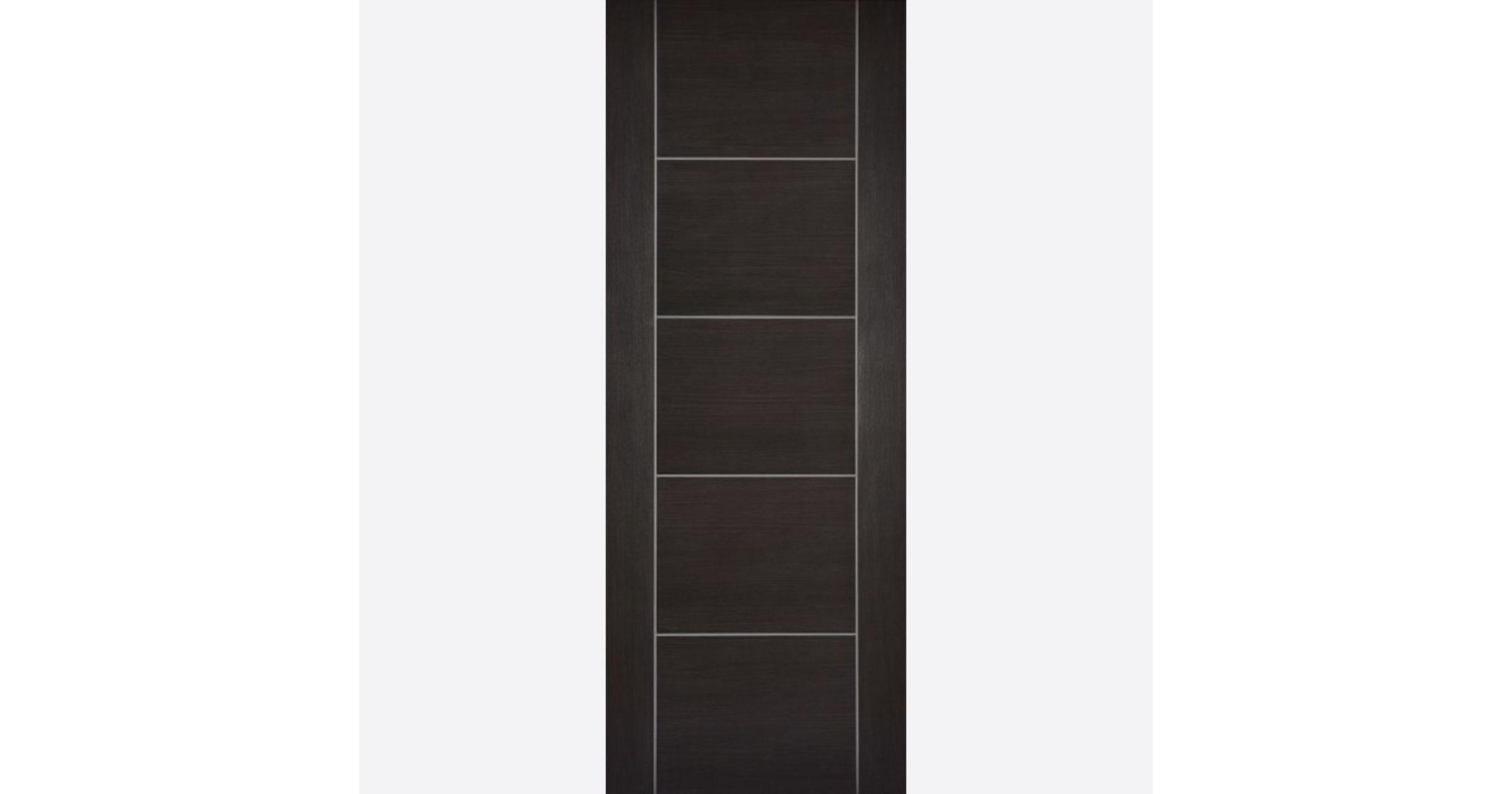 Vancouver Door Flush *Pre-Finished Dark-Grey Laminate* 35mm Internal - LPD Laminate Doors & Vancouver Door: Flush *Pre-Finished Dark-Grey Laminate* 35mm Internal - LPD Laminate Doors