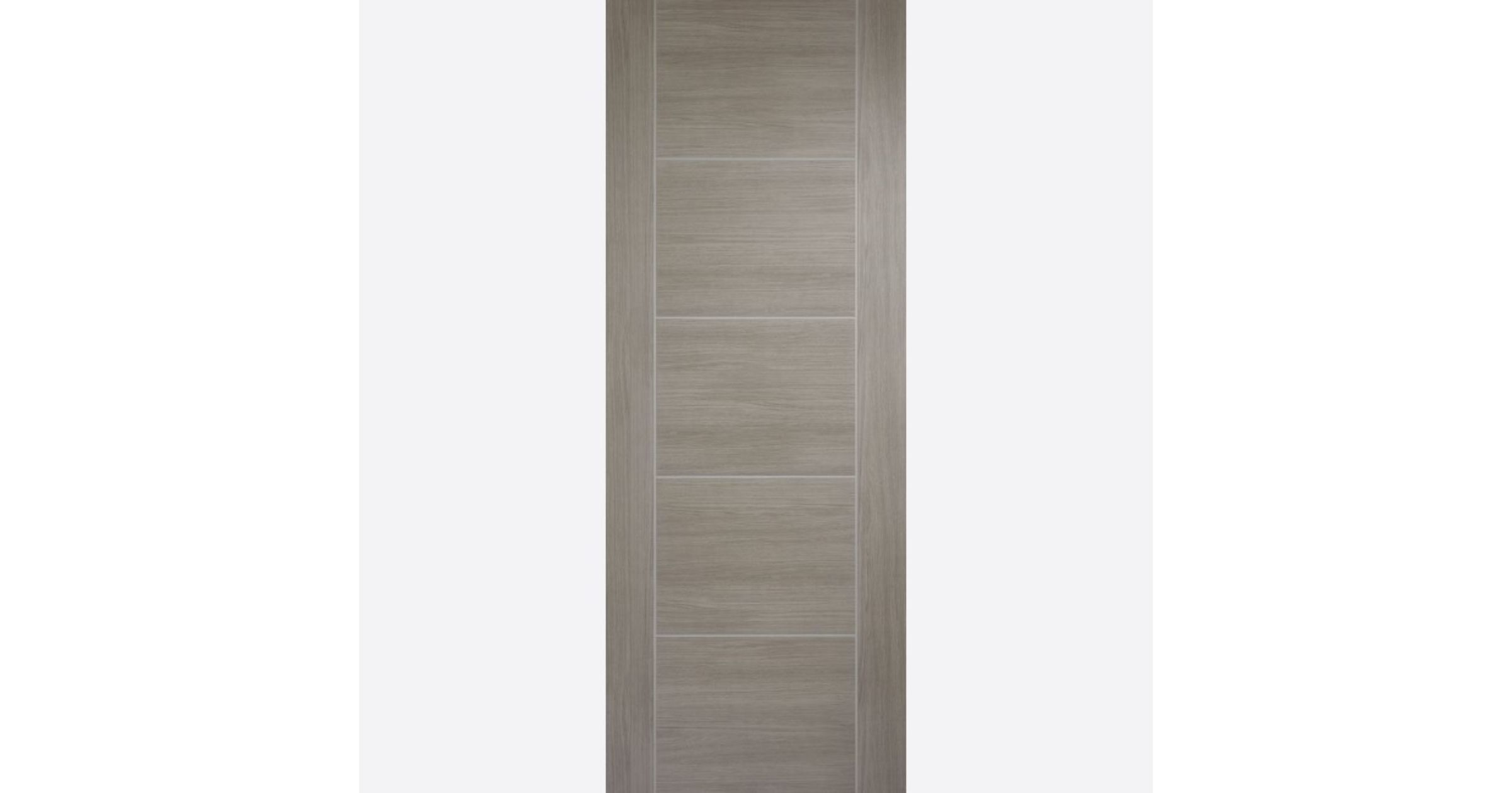 Vancouver Light Grey Laminated Door