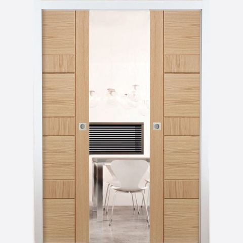LDP Sliding Pocket Door Systems are available from JAS Timber!