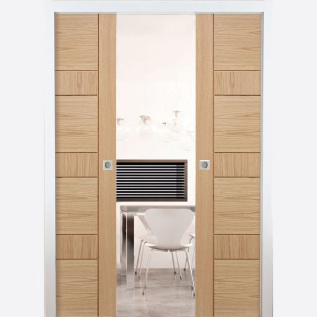 Double Pocket Door Systems - LPD Doors®