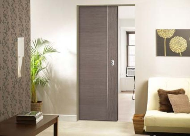 Single Pocket Door Systems - LPD Doors®