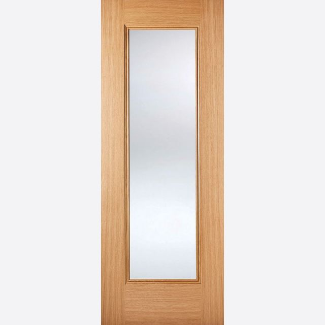 LPD Oak Fire Doors
