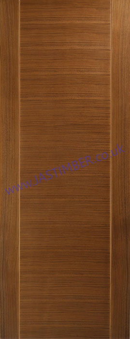 Tarifa Walnut Flush Fire Door - LPD Doors