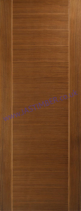 Tarifa Walnut Flush Door - LPD Doors